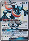Pokemon Hidden Fates Greninja GX - SV56/SV94 - Ultra Rare