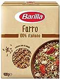 Barilla Cereali Farro in Chicchi, Ricco di Proteine e Fibre - 400 gr