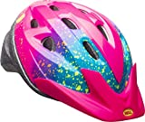 Product Image of the Bell Child Rally Bike Helmet - Pink Splatter Stella, Model:7083694