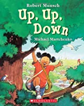 By Robert Munsch - Up, Up, Down (1905-07-18) [Board book]
