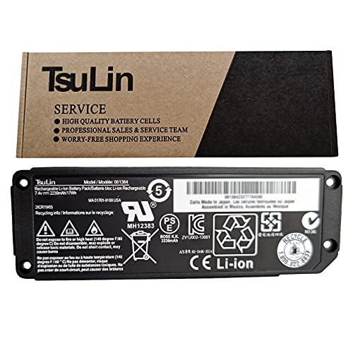 TsuLin 061384 Speaker Battery Compatible with Bose SoundLink Mini Bluetooth Speaker I one Bose SoundLink Mini one I SoundLink Mini Bluetooth Speaker I Series 061386 063287 061385 063404