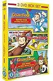 Curious George Vol 1/Vol 2 [Edizione: Regno Unito] [Edizione: Regno Unito]