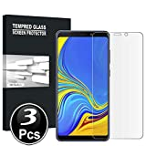 Samsung Galaxy A9 2018 Vitre Protection d'ecran en Verre trempé [Scott-FR] incassable Tempered Glass (Lot de 3) pour Samsung Galaxy A9 2018