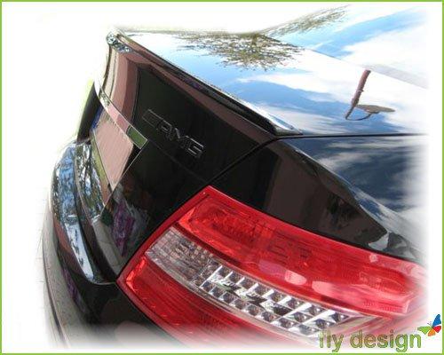 Car-Tuning24 51076552 wie AMG C W204 SPOILER HECKSPOILER AMG HECKLIPPE Kofferraum * LACKIERT *