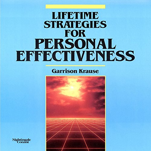 Lifetime Strategies for Personal Effectiveness audiobook cover art