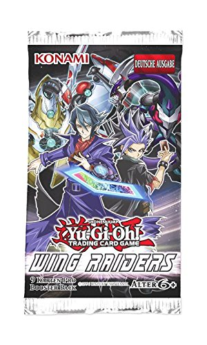 Yu-Gi-Oh! Wing Raiders 1 Booster