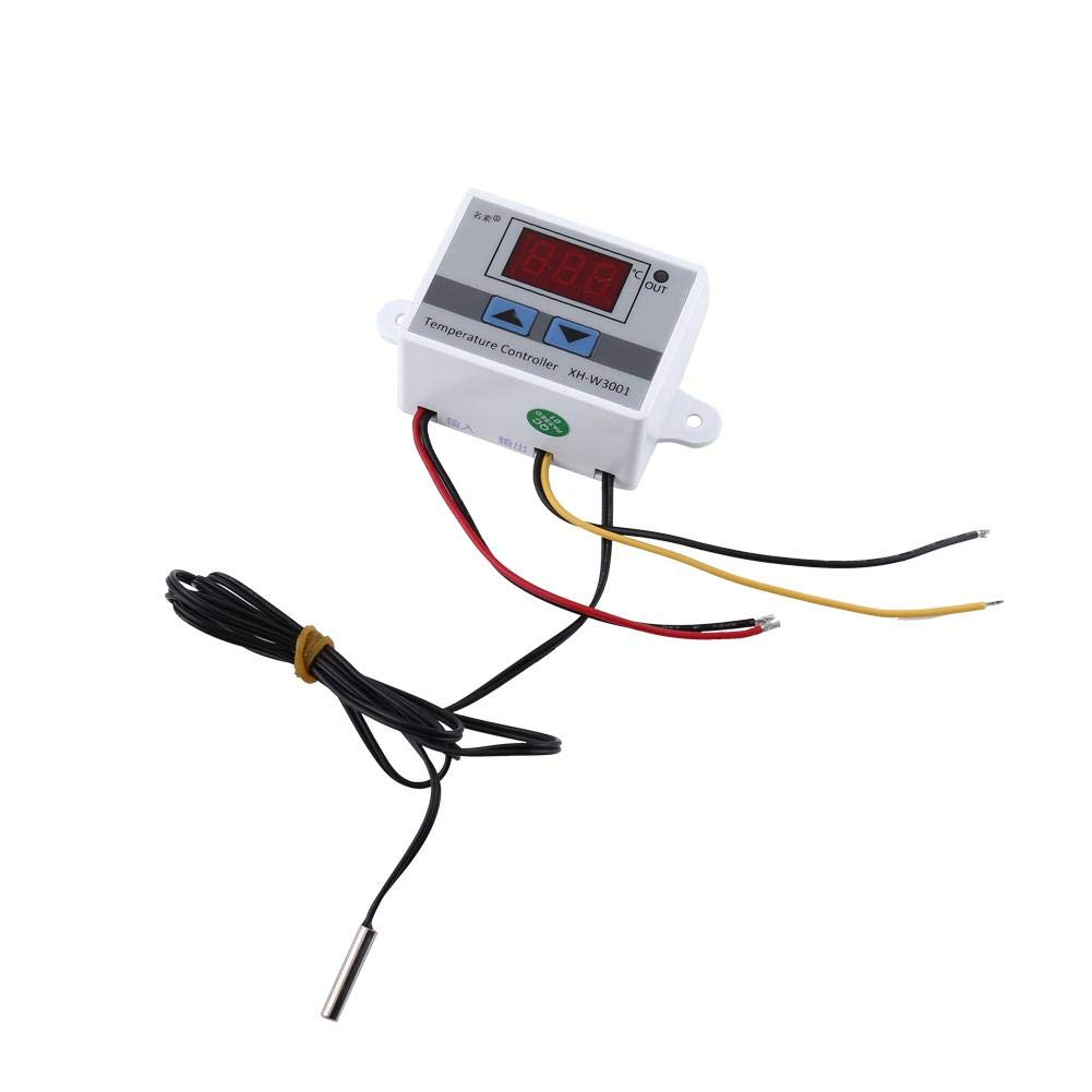 Thermostat Popular shop is the lowest price challenge Easy-to-use Controller Switch Digital DC12 Temperature