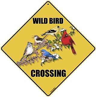 CROSSWALKS Wild Bird Crossing 12