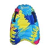 Fengshengli Surfing Bodyboard mit Griffen, aufblasbarer Pool-Schwimmhilfe,...