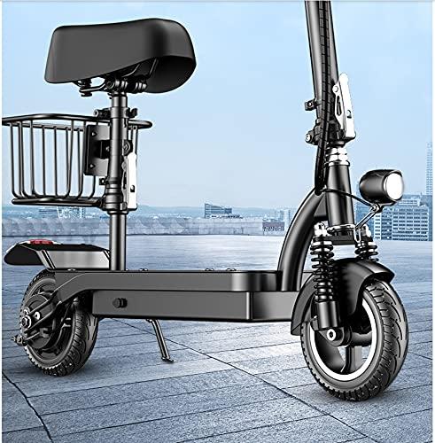 Xiaokang Petite trottinette électrique ultralégère et portable pliable 36 V/350 W Pneus 20,3 cm 30 km