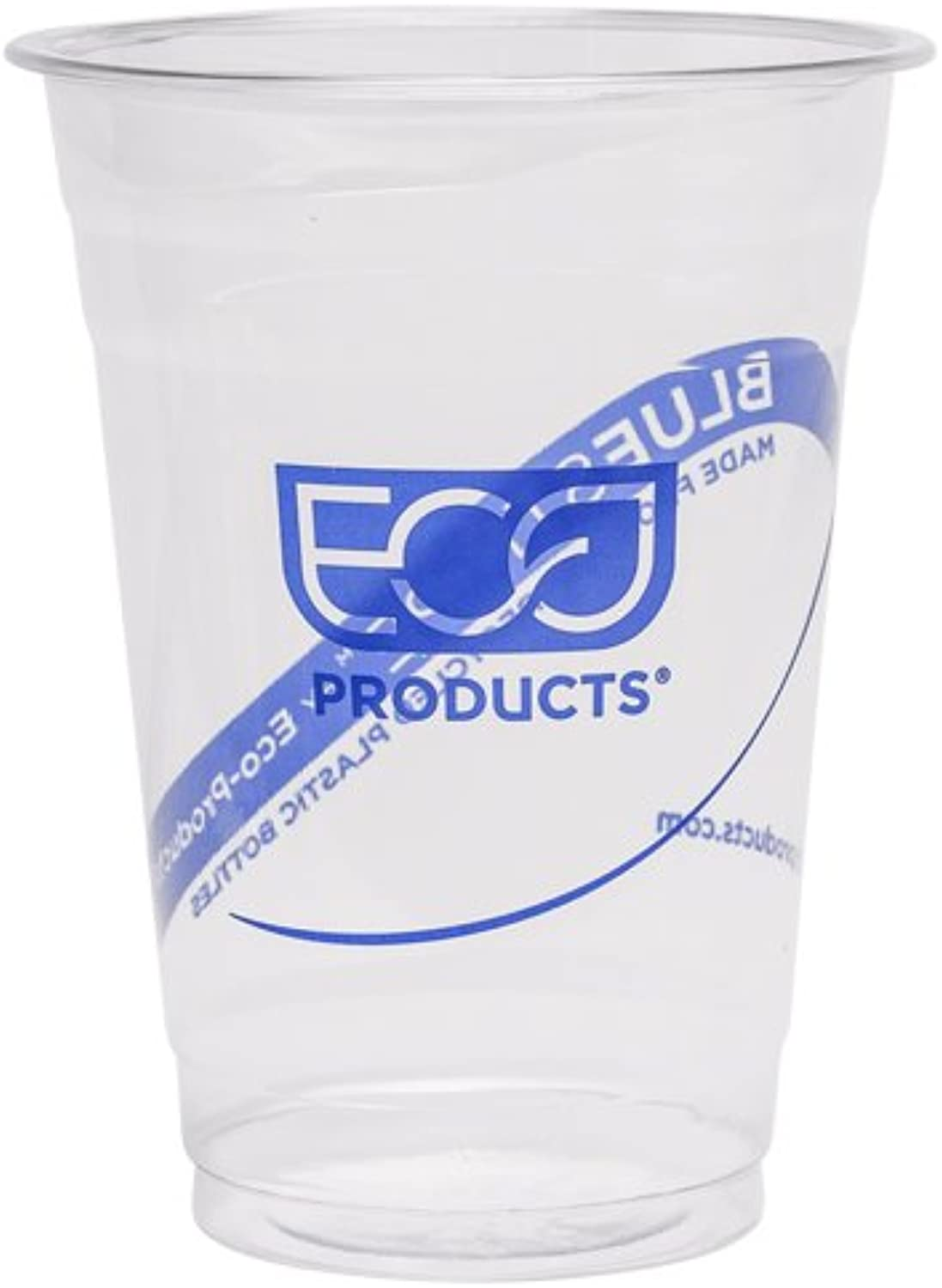Eco-Products - blueeStripe 25% Recycled Content Cold Cup - 16oz. Cup - EP-CR16 (20 Packs of 50)