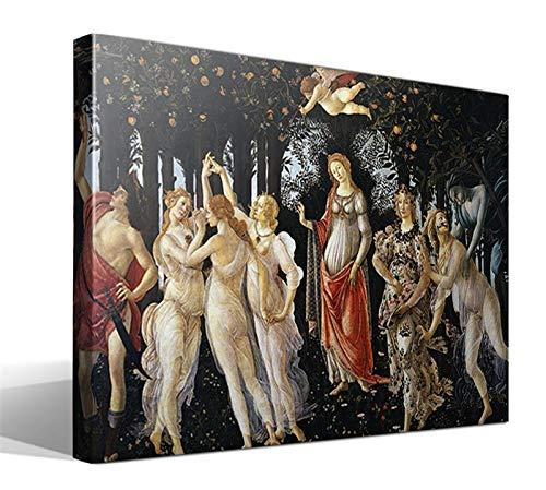 Cuadro Canvas La Primavera de Sandro Botticelli