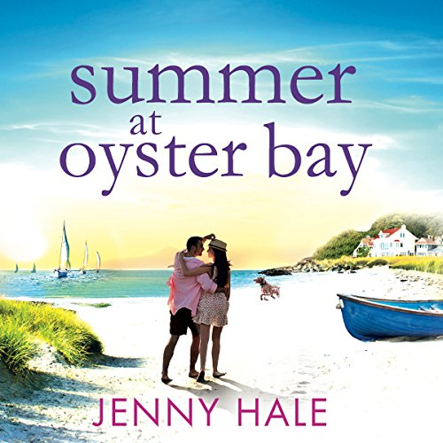 Summer at Oyster Bay audiobook cover art