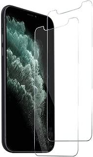 iPhone 11 Pro フィルム 2枚入 【カメラフィルム付き】 高透過率 Arae iPhone 11 Pro ガラスフィルム 飛散防止 9H 旭硝子材 アイフォン 11 プロ 2019新型 5.8インチ 対応用 強化ガラス