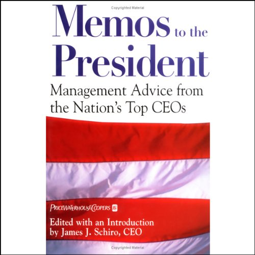 Memos to the President cover art