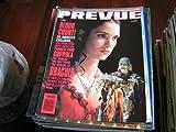Mediascene Prevue Magazine (Winona Ryder , Francis Ford Coppola , Dracula , Monique Gabrielle , Sam Raimi , Daniel Day-Lewis, November / February 1993)