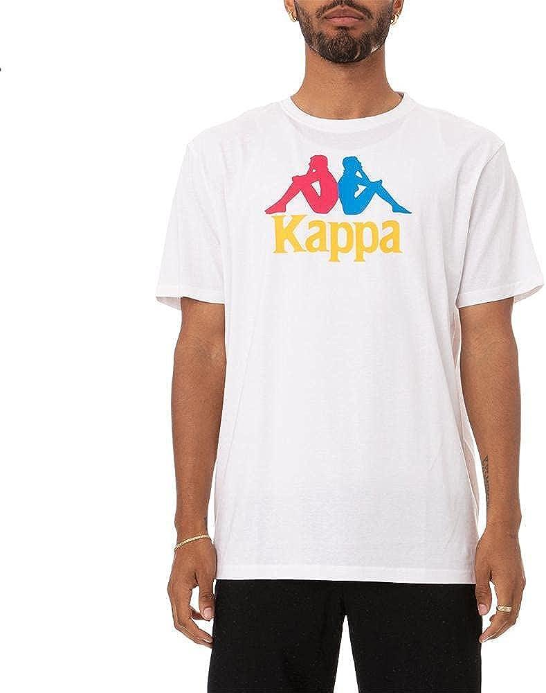 Kappa Men's Authentic NEW before selling ☆ Estessi T-Shirt Fashionable