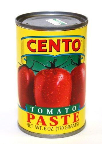 Cento - Tomato Paste, (4)- 6 oz. Cans by Cento