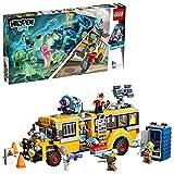 LEGO - Hidden Side Autobus di Intercettazione Paranormale 3000 Set di Costruzione, Set per la Realt Aumentata per iPhone/Android, 70423i, Imballaggio Standard