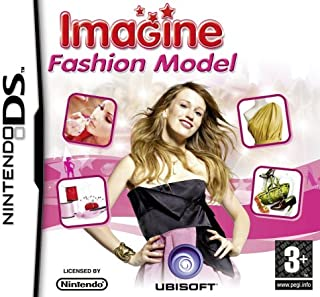 Ubisoft Imagine Fashion Model, NDS - Juego (NDS, ENG)