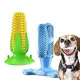 Juguetes para Masticar Perros, Huesos de Perro Resistentes para masticadores agresivos y Juguetes de TRP Natural duraderos para Perros 2PCS