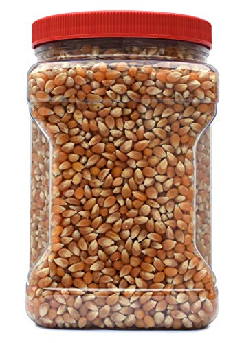 Product Image 4: Snappy Yellow Popcorn Kernels, 4lb Resealable Jar