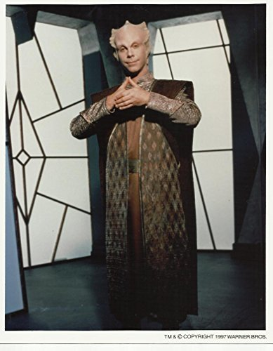 Babylon 5 Bill Mumy Lennier Full Length 8 x 10 Photo