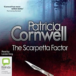 The Scarpetta Factor cover art