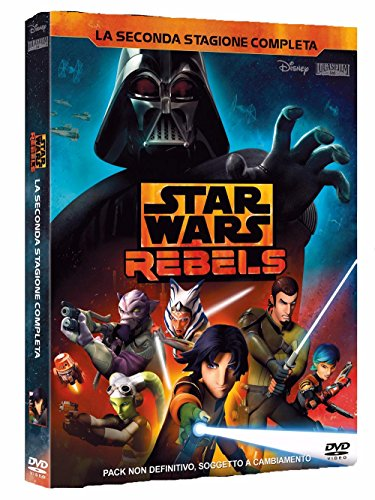 Star Wars Rebels 2 Stagione (4 DVD)