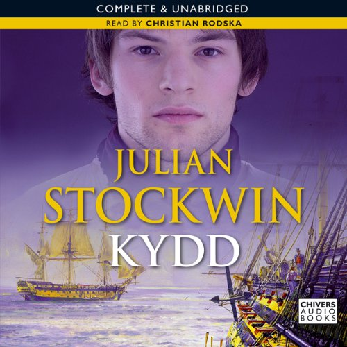 Kydd audiobook cover art