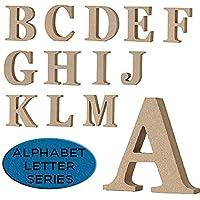 ALPHABET LETTER(アルファベットレター) 英字 大文字 A~M ナチュラル (B(大文字))