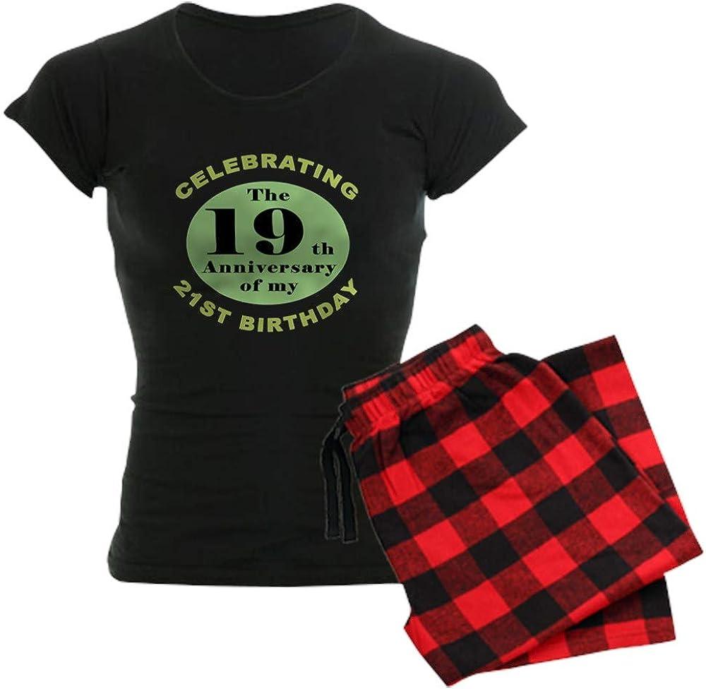 購入 1年保証 CafePress Funny 40Th PJs Women's Birthday