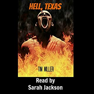 Hell, Texas audiobook cover art