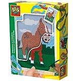 SES Creative Caballo para Bordar para niños SES, Multicolor (00867)