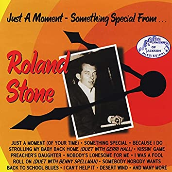 Just a Moment - Something Special from... Roland Stone