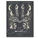 WXUEH Mutter 2017 Film Javier Bardem Poster Und Drucke