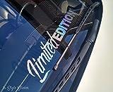 Limited Edition Aufkleber Frontscheibenaufkleber 55cm Oilslick XL