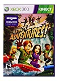 XBOX 360 KINECT ADVENTURES - BRAND NEW & SEALED!