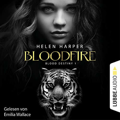 Bloodfire (Blood Destiny 1) Titelbild