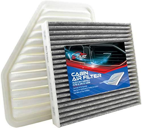 Bi-Trust Engine Cabin Air Filter,Replace Fram...
