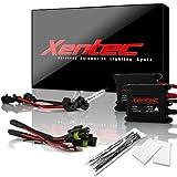 Xentec H1 6000K HID Xenon Bulb bundle with 55W EP alloy Slim Ballast (Ultra White)