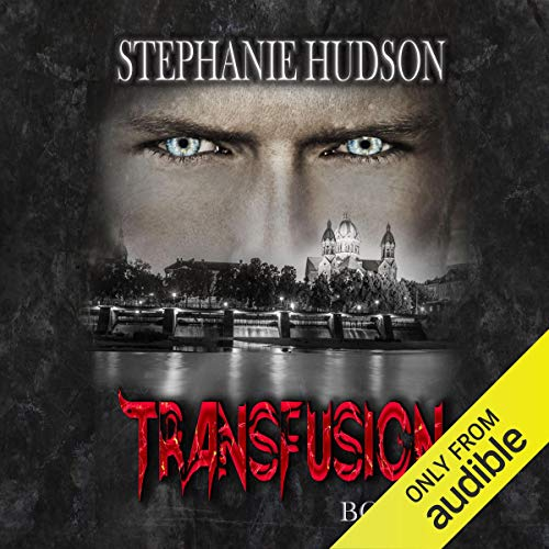 Transfusion audiobook cover art