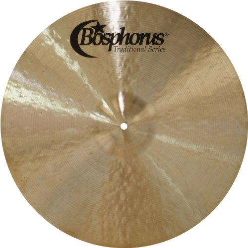 Bosphorus Cymbals T24RMT Ride-Becken, 61 cm, traditionelles Design