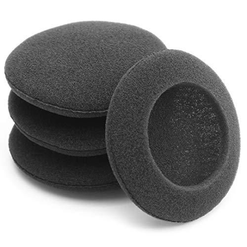 Okuli Cuscinetti Auricolari di Ricambio Schiuma Spugna Ear Pads per Auricolari Cuffie - 70mm