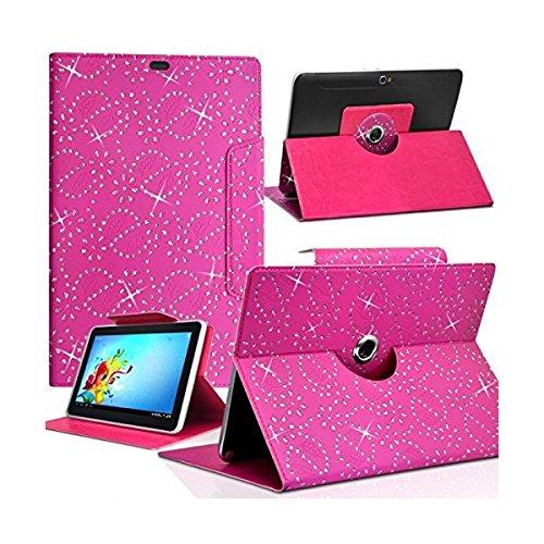 Seluxion Schutzhülle Diamant-S, Pink, Fuchsia, für Gigabyte Tegra NOTE 7 Tablet
