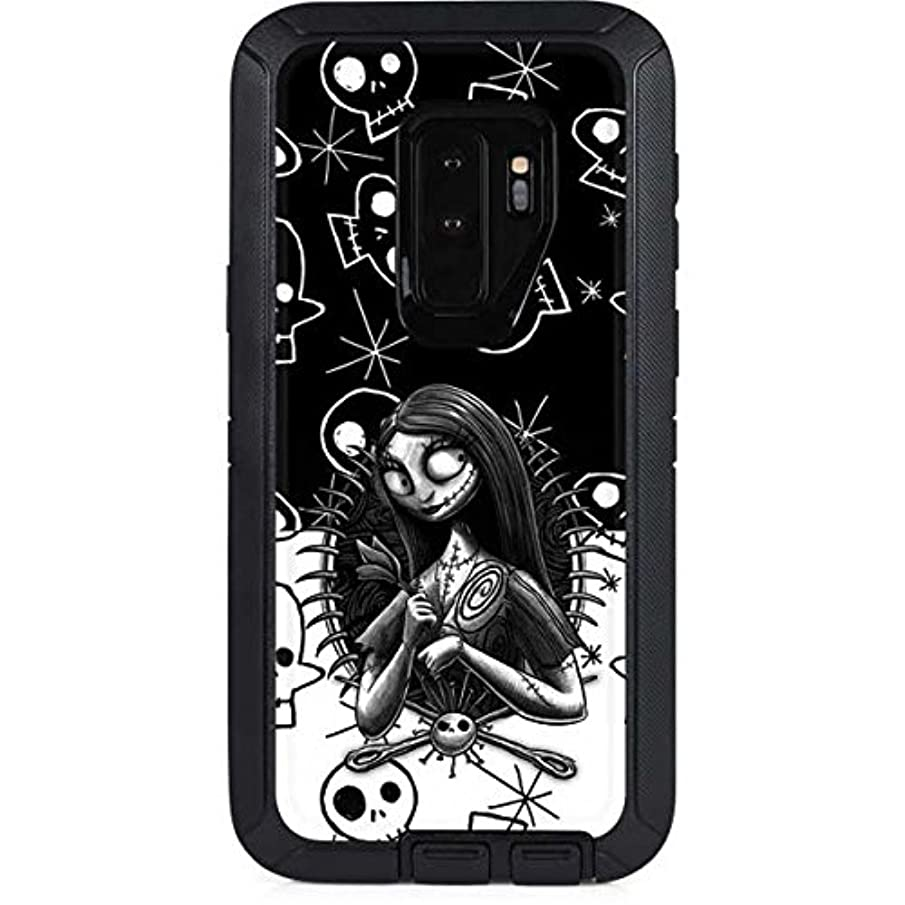 Skinit The Nightmare Before Christmas OtterBox Defender Galaxy S9 Plus Skin - Nightmare Before Christmas Sally Design - Ultra Thin, Lightweight Vinyl Decal Protection