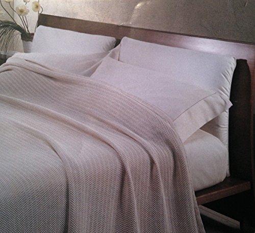 Zucchi - Tagesdecke für Einzelbett, Baumwolle.