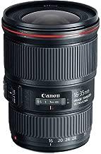 Canon EF 16-35mm f/4L is USMLens,Black(EF16-35LIS)
