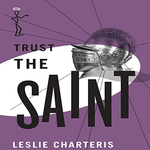 Trust the Saint audiobook cover art