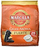 Marcilla Gran Aroma Fuerte - 28 monodosis compatibles con máquinas SENSEO (R)
